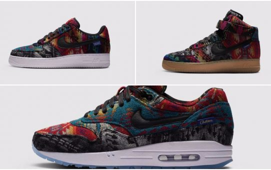 cbbbccb52ccd The Nike What The Pendleton ID Collection Is Next