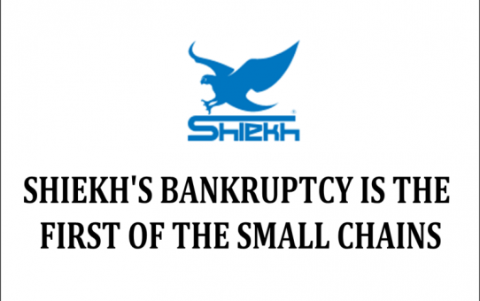 Shiekh Shoes Seeks Bankruptcy Protection | The Nike Wall In The CDO Era