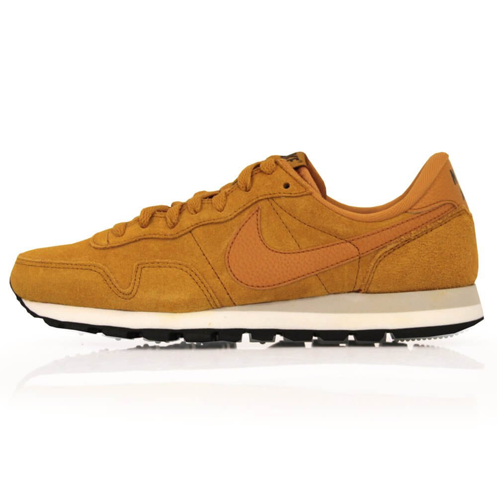 nike air pegasus 83 suede gold shoe 599129 770 p14077