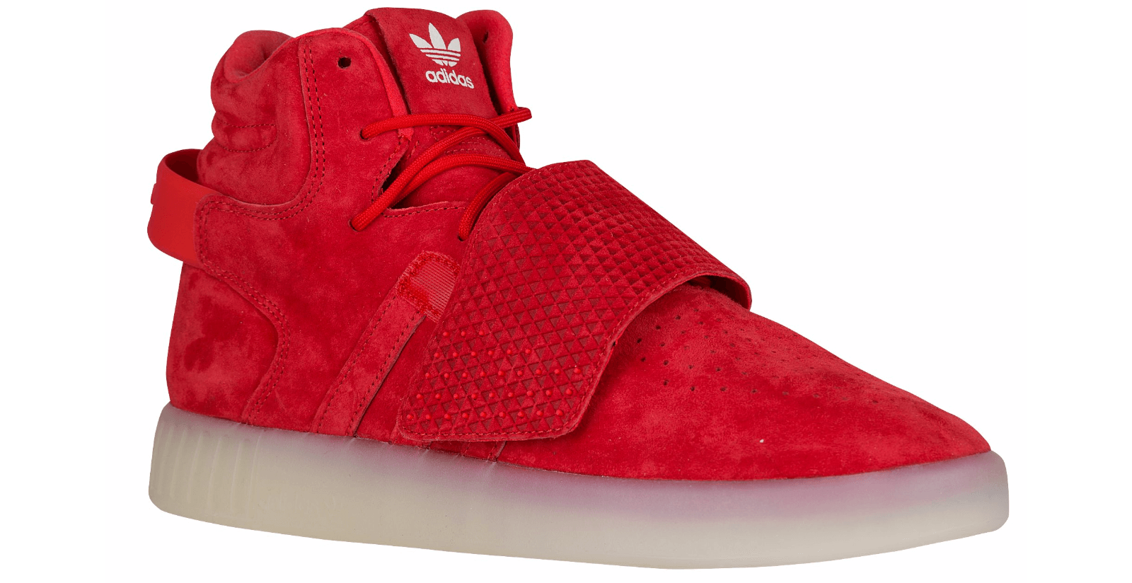 best website 6c112 7a3a5 Adidas Tubular Invader Strap ( Yeezy Inspired) BB5039 (Red ...