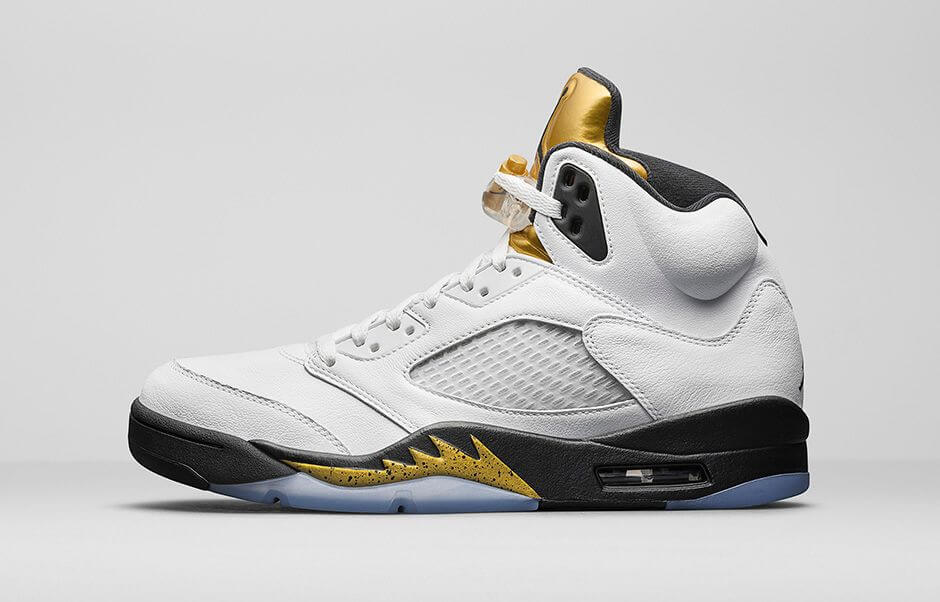 sports shoes 5dd6d 15f18 Air Jordan 5 Retro 'White/Metallic Gold' Should You Buy To ...