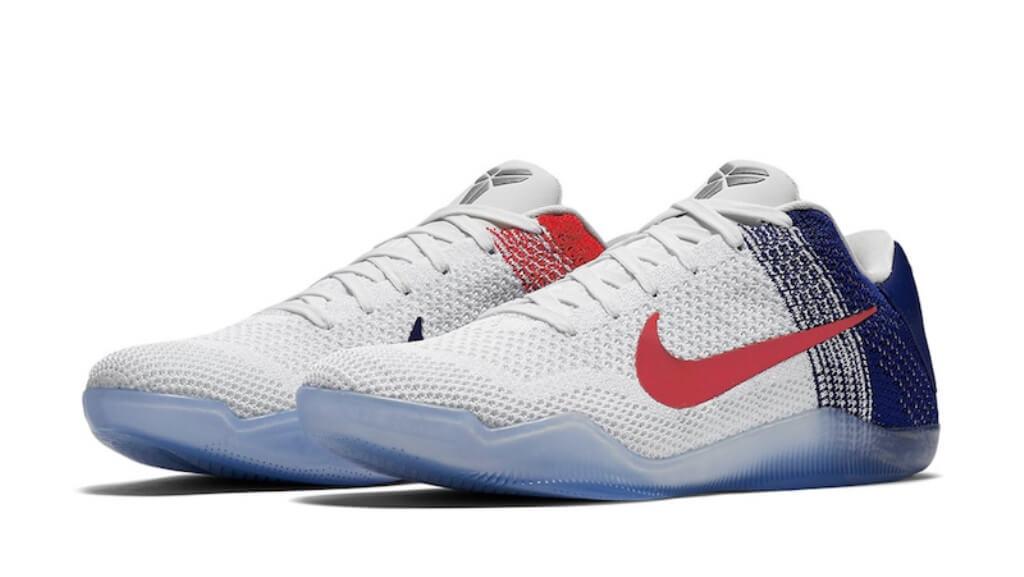 Nike Kobe XI Elite Low (White