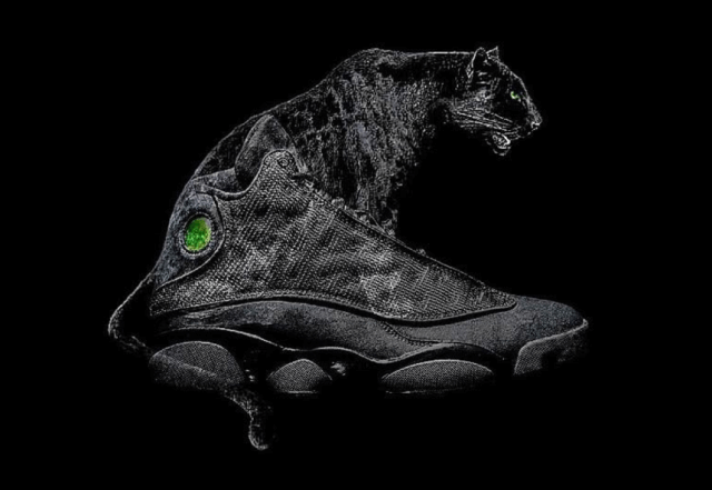 The Air Jordan 13 Retro Black Cat To Release In 2017 bd3bb3de4