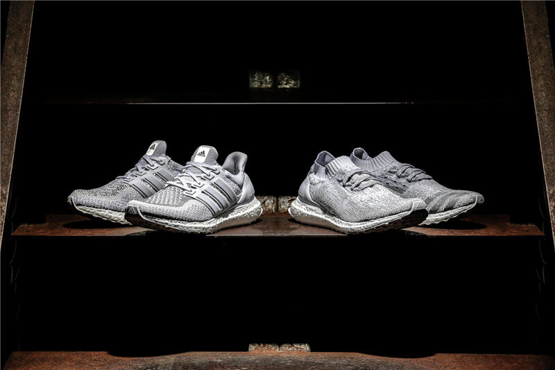 half off 0ecb3 0bfa3 The White Adidas Ultra Boost  Uncaged LTD Reflective Release Soon