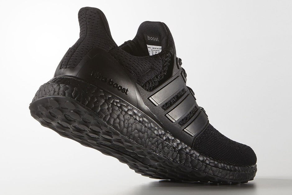 Preview Of The Adidas Ultra Boost Triple Black – ARCH-USA 537a5e719