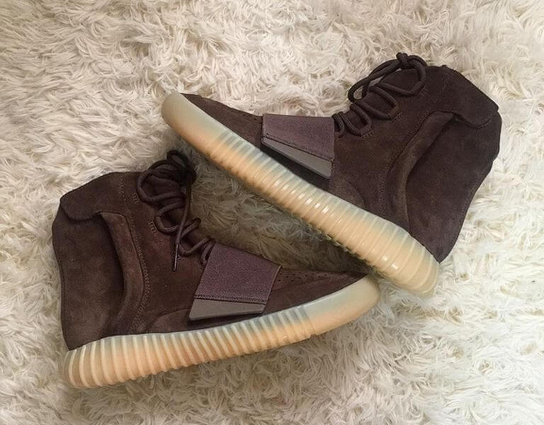adidas yeezy 750 chocolate precio