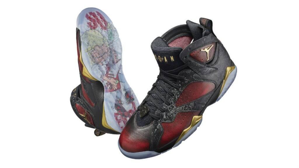 3df4dc93edb Are You Ready For The Air Jordan 7 Retro Doernbecher