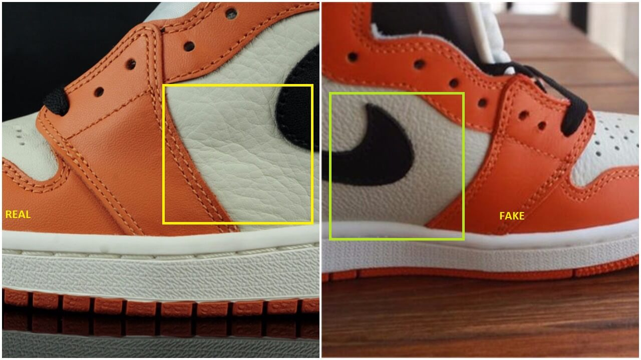 save up to 80% new images of outlet Fake Air Jordan 1 Reverse Shattered Backboard Spotted ...
