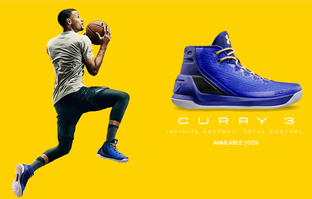 Stephen Curry Shoes Size