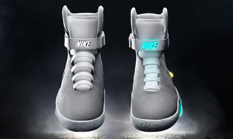 Fake Nike Mag With Power Laces For $650?