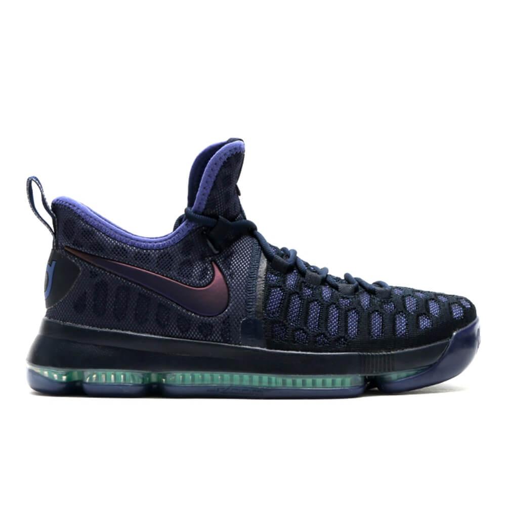 Nike Zoom KD 9 (Dark Purple Dust) Obsidian Black Dark Purple Dust ... c94f52782