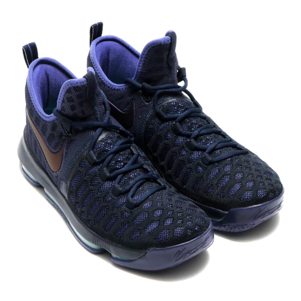 quality design c8921 7669d Nike Zoom KD 9 (Dark Purple Dust) Obsidian/Black/Dark Purple ...