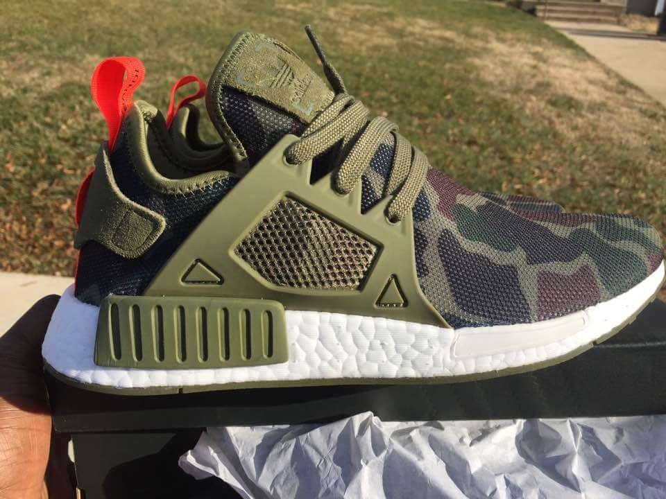 cheaper 14bd6 2f514 A Closer Look At The Adidas NMD XR1 Duck Camo BA7233 – ARCH-