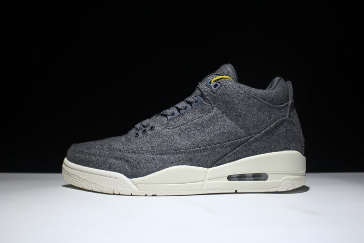 You Can Get The Air Jordan 3 Retro Wool Dark Grey Now For Retail – ARCH-USA b441ecdd5