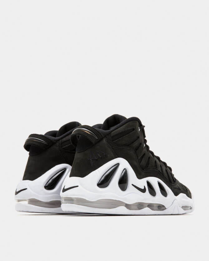 más variable Impedir  The Nike Air Max Uptempo 97 Black White Is Available Now – ARCH-USA