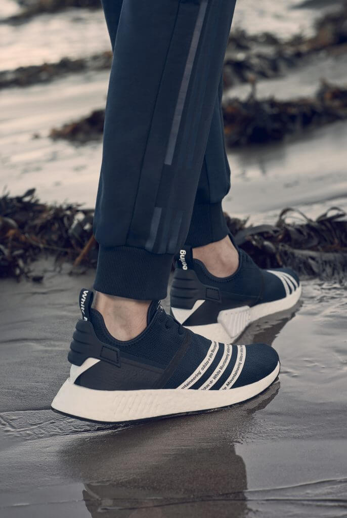 san francisco 6781d 07d9e adidas Originals by White Mountaineering Spring Summer 2017