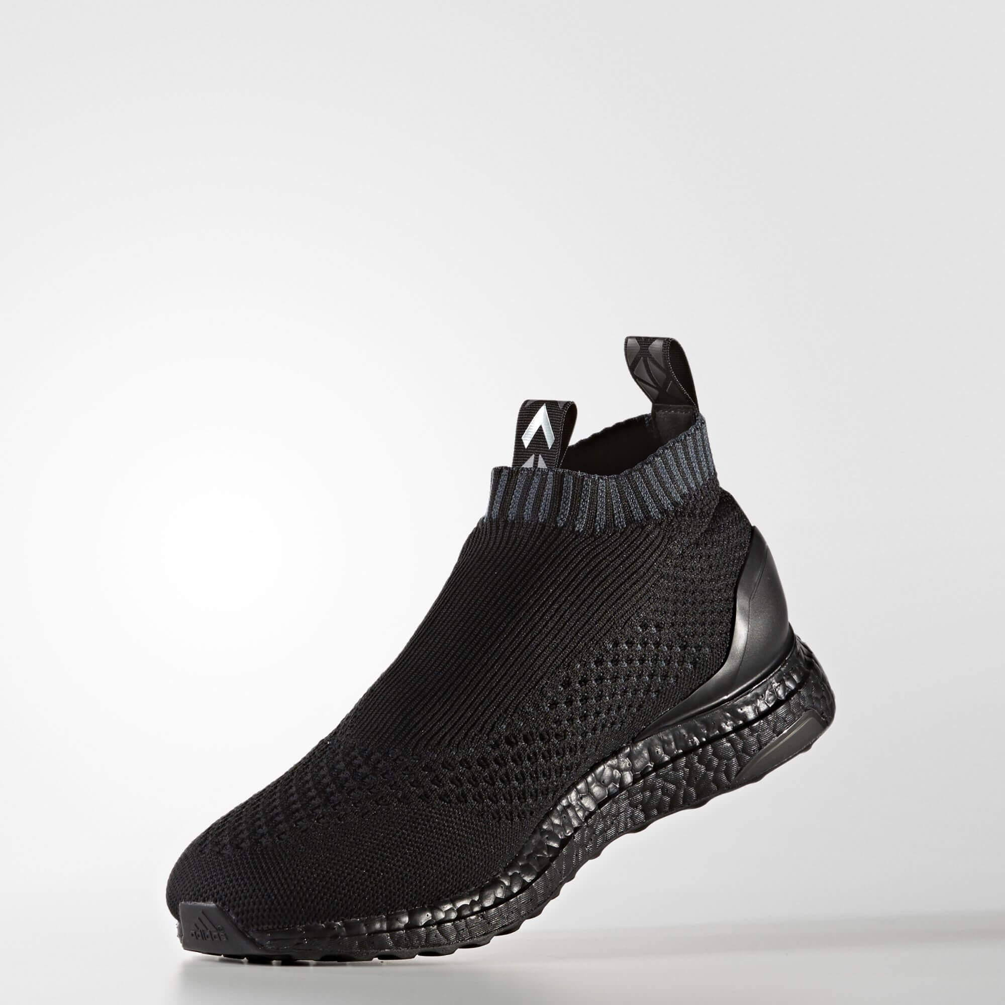 The shoes are lace- less, light and are pretty much an upgraded version of  the Ultra Boost; they feature a higher neck ( with a sock like fit around  the ...