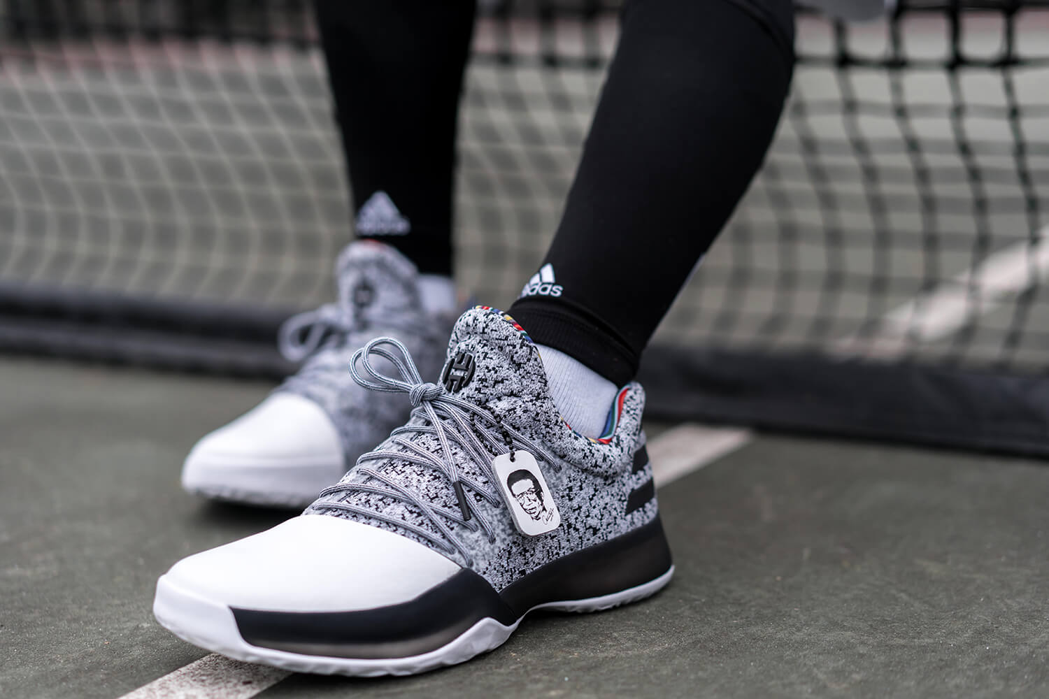 59ab0c3b254a32 Up Close With The Adidas Harden Vol.1 Arthur Ashe BHM – ARCH-USA