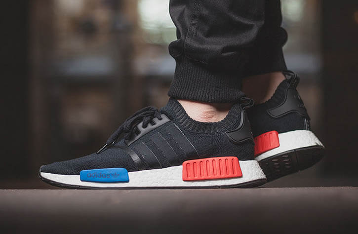 The Adidas NMD R1 PK Primeknit OG Black Is Back Again – ARCH USA