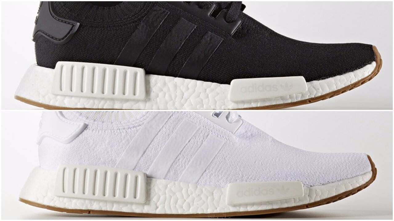the best attitude dacb5 e686d Up Next The Adidas NMD R1 Primeknit Pk Gum Pack – ARCH-USA
