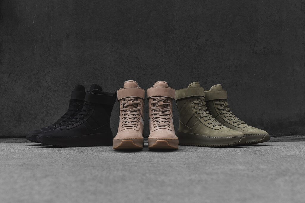 0f44162c83c0f8 If You re Balling Get These Then  Fear Of God Military Sneaker High Pack –  Kith NYC – ARCH-USA