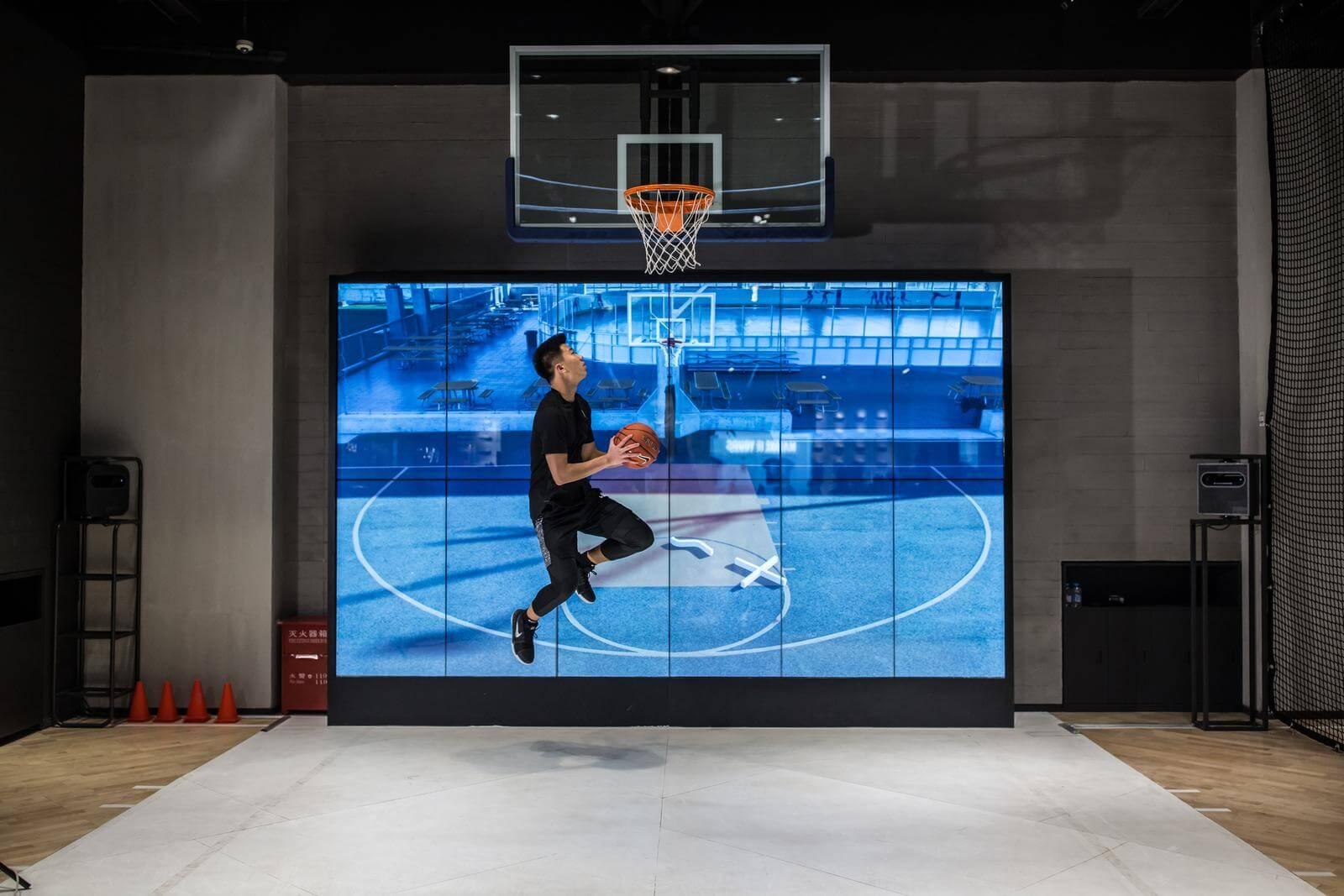 First Look: Inside the Nike & Jordan Basketball Experience