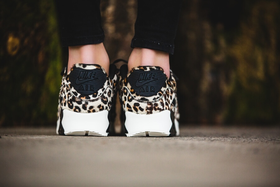 wholesale dealer 328ec 390d5 Just In : The Women's Air Max 90 LX Leopard Animal Pack ...