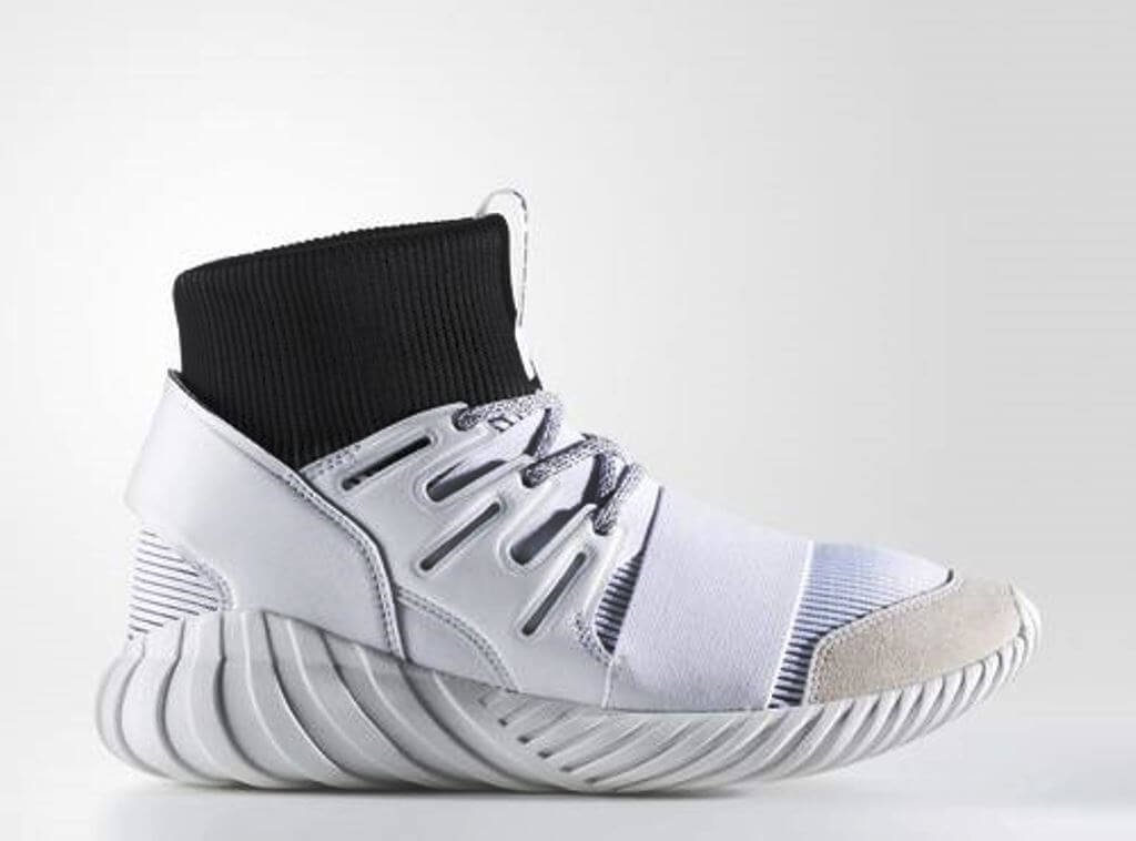 new products 80c1b b6a38 adidas TUBULAR DOOM Color Running White Ftw  Running White Ftw  Core Black  ...
