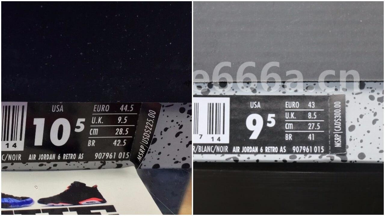 Fake Air Jordan 6 Retro AS All Star Chameleon 5 – ARCH-USA 90f88ebb3