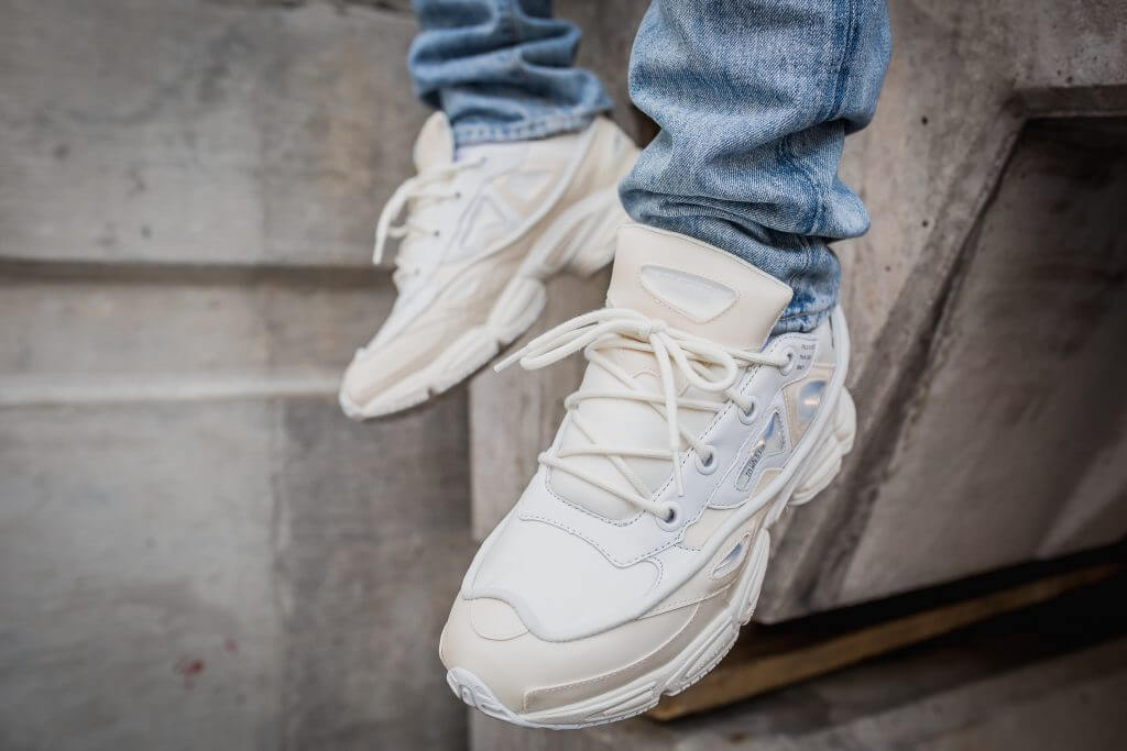 """buy online a410e 7e3f3 I Must """"Confess"""" the adidas by Raf Simons Ozweego Bunny is Wack"""