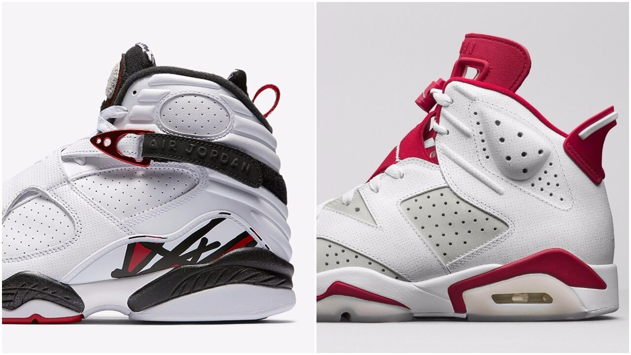 The Purposeless Sneaker Duo: The Jordan 6 & 8 Alternate