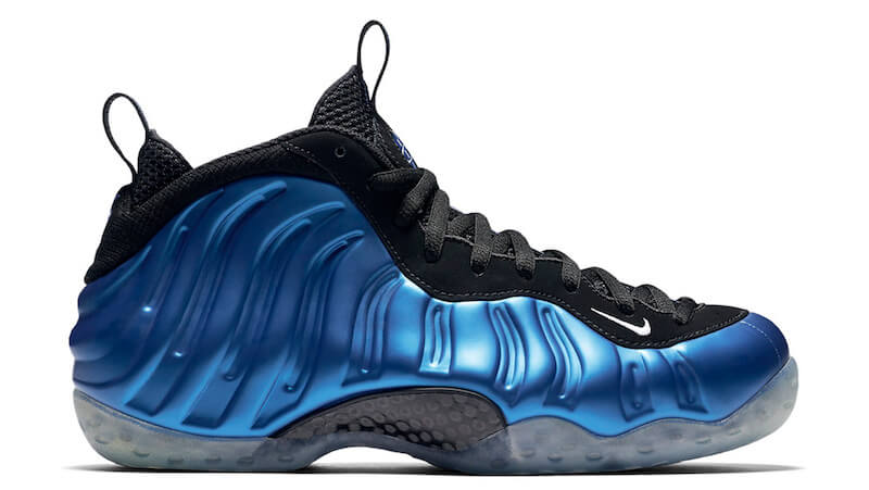 A Preview of the Nike Air Foamposite One Fighter Jet video ...