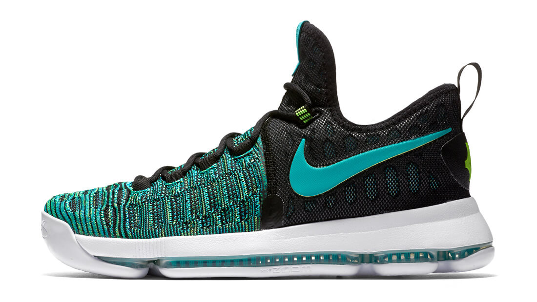 online store 1c238 9484e Nike Zoom KD 9 (Birds of Paradise) Mens – ARCH-USA
