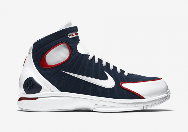 85843d2e4b4b ... new arrivals nike air zoom huarache 2k4 olympic midnight navy  university red white 225d8 c9513