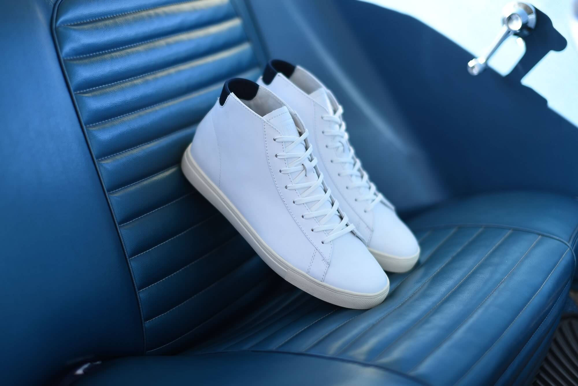Clae For Everyone Bradley Mid White Navy Leather 02 2018