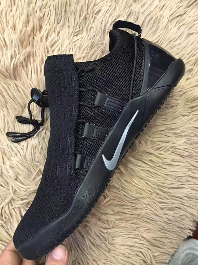 The Nike Kobe AD NXT Triple Black To Release In June – ARCH-USA 6fca0e04a