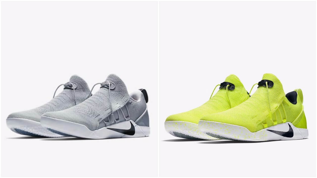 best service 57934 305f0 A Closer Look At The Nike Kobe AD NXT Volt & Grey – ARCH-USA