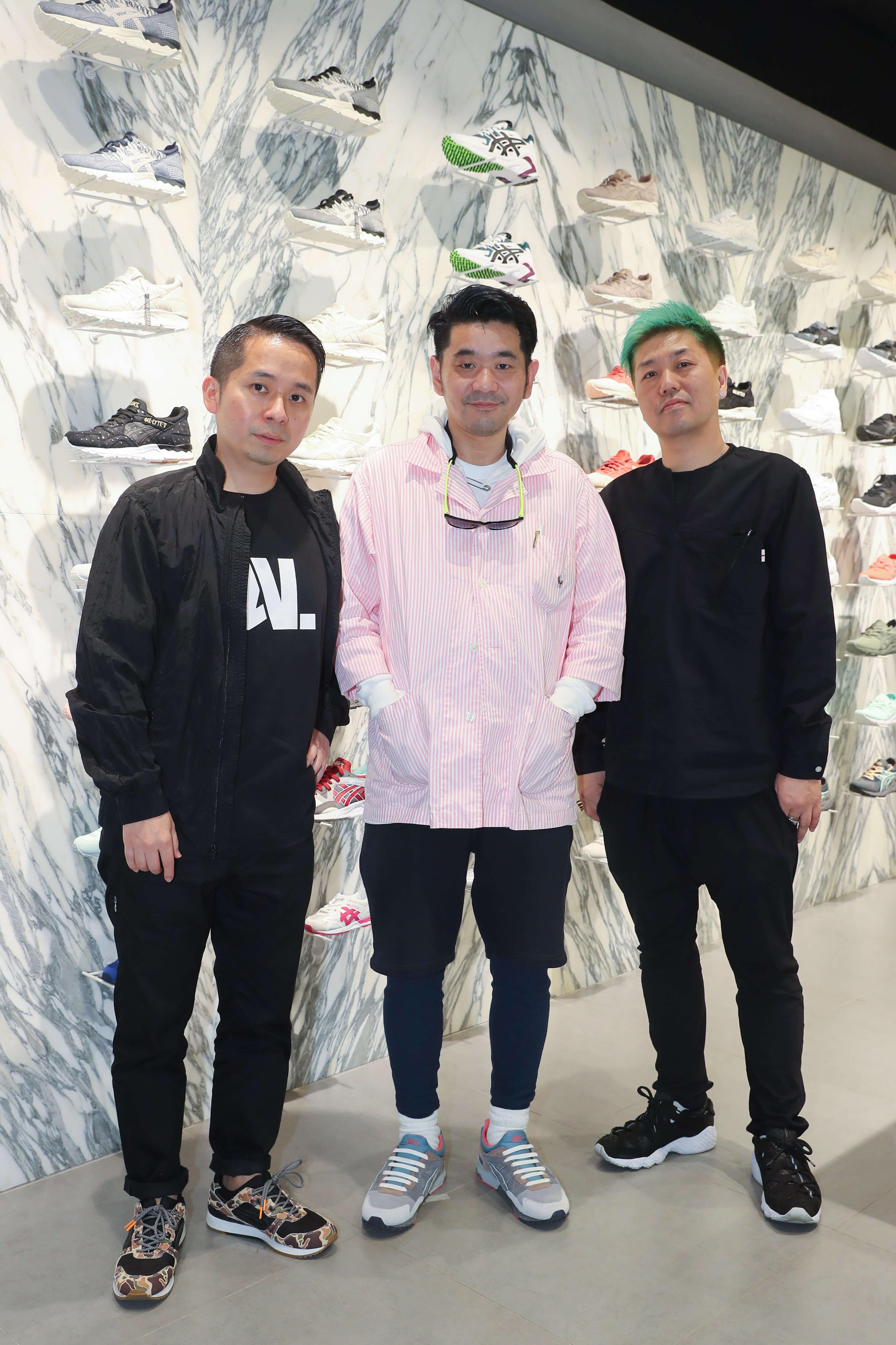 ASICS opens Shanghai Store