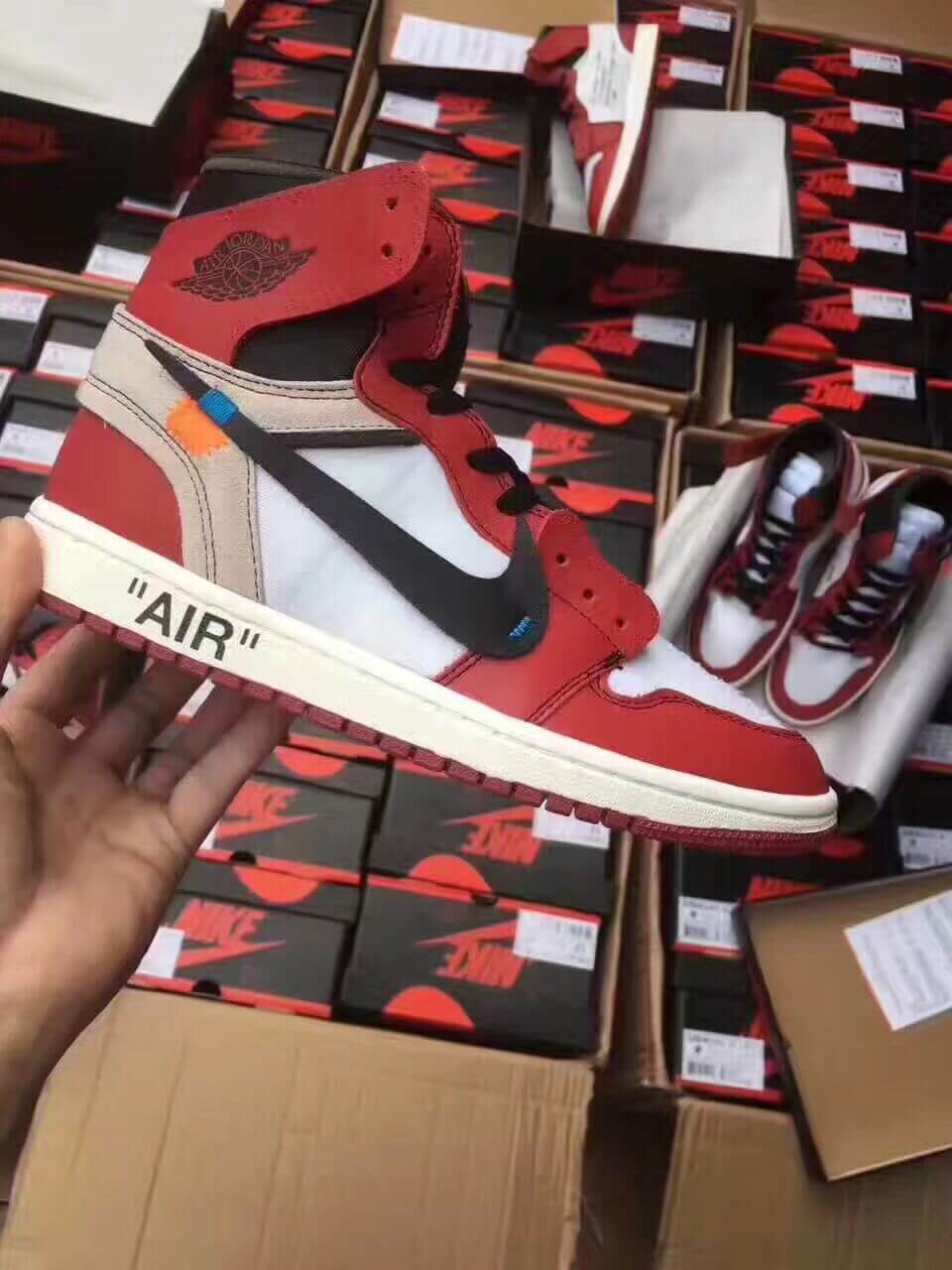586305d3e1a9 Don t Get Got  Taobao Special Fake Off White Air Jordan 1 Are Already Out –  ARCH-USA