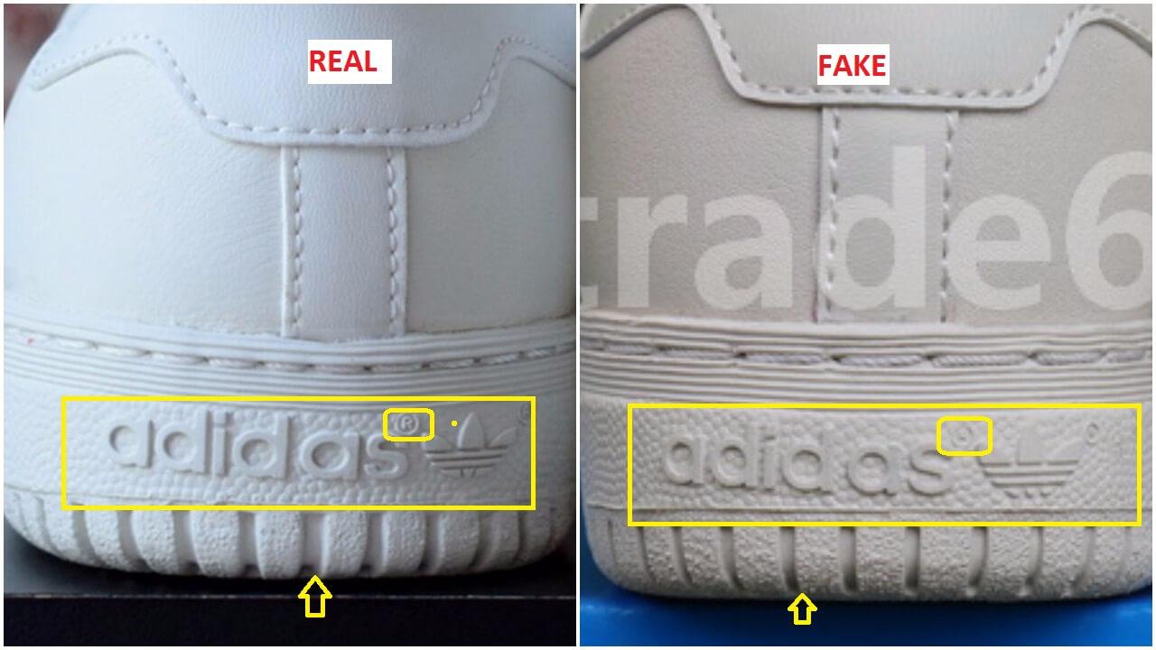 How To Check Original Adidas Shoes