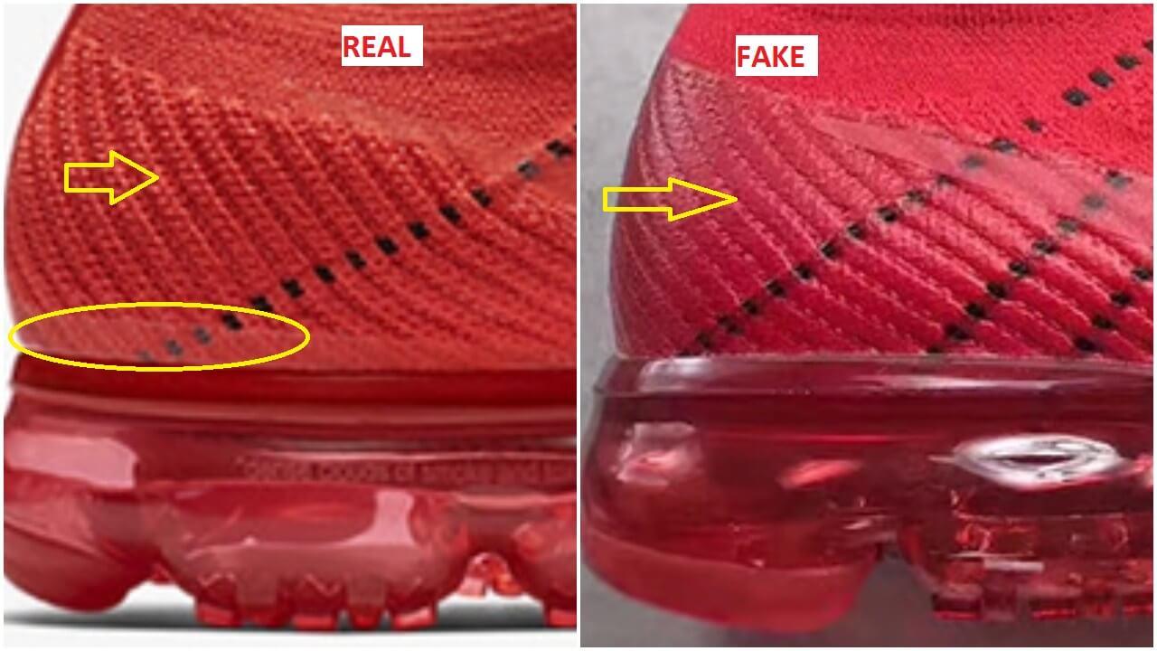 Fake Clot Nike Air Vapormax Flyknit 1