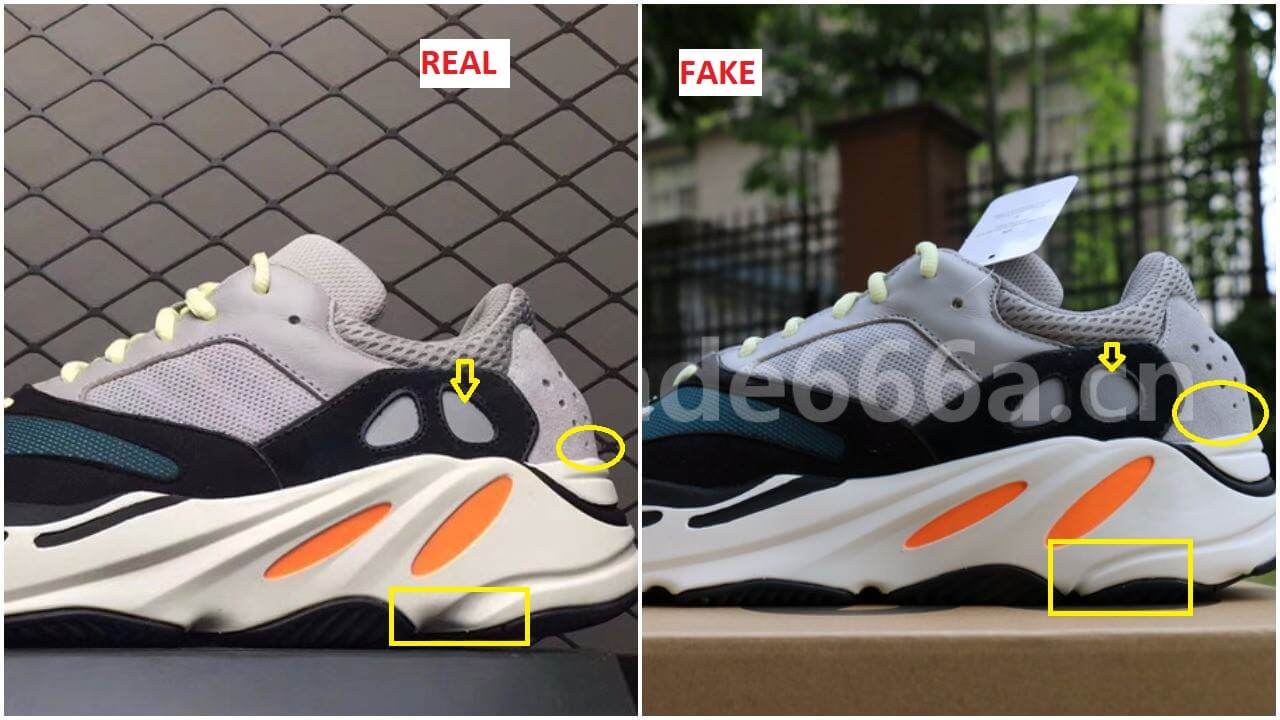 Fake Adidas Yeezy Wave Runner 700 Are Out- Here Is How To Identify Them –  ARCH-USA 087d11d51