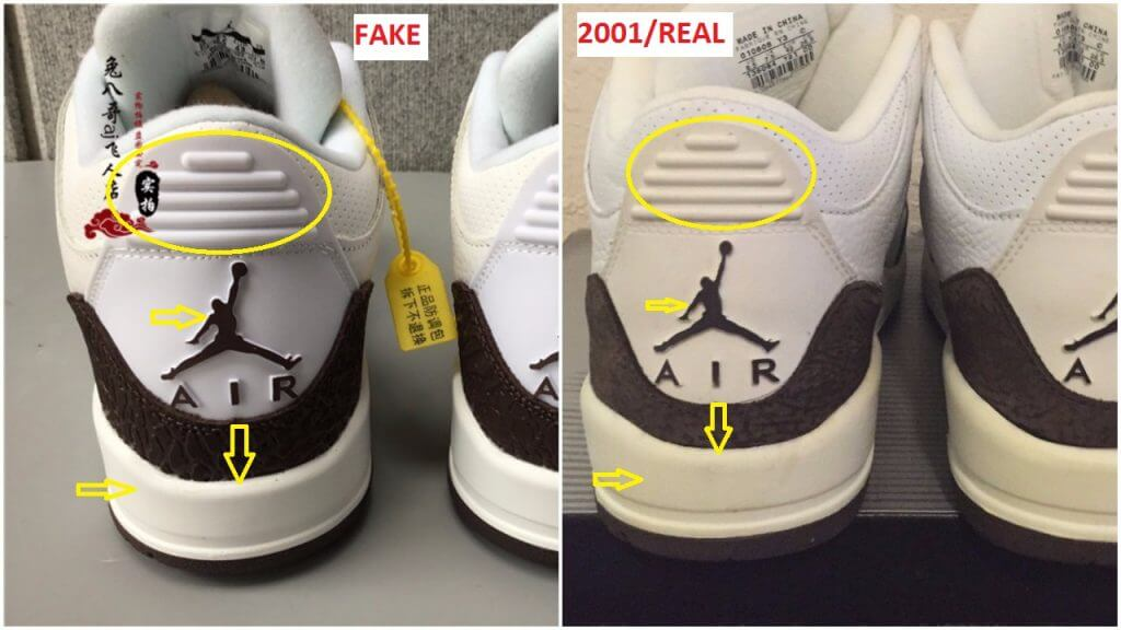 the best attitude 69fa2 74a48 The Fake Mocha Air Jordan 3's Are Out, Quick Ways To ...