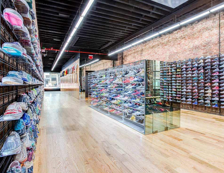 sneaker store – ARCH-USA