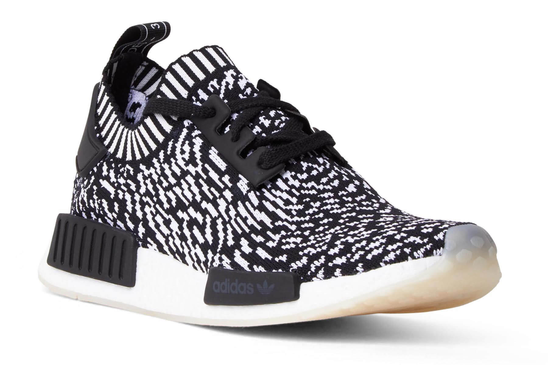 adidas NMD R1 Primeknit Sashiko Pack BY3013 Core Black   Core Black   Running  White 7c8be9831