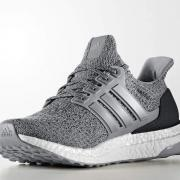 NEW Adidas Ultra Boost 3.0 Grey Three Gray Black White S82023 Men/'s