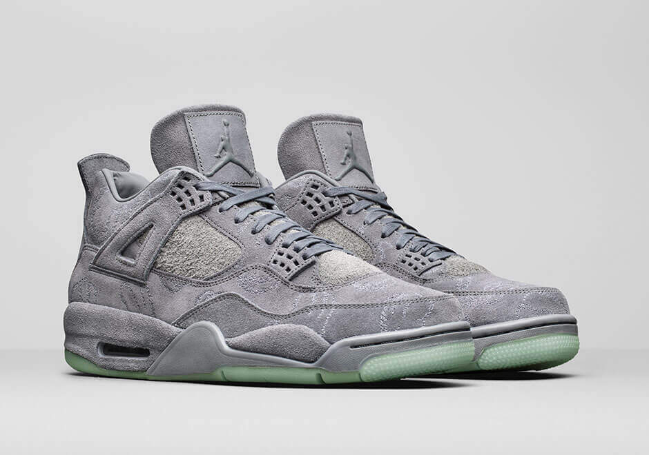 da6eedad14a082 ... best price 2 air jordan 4 kaws. images via solecollector. i know the  cost ...