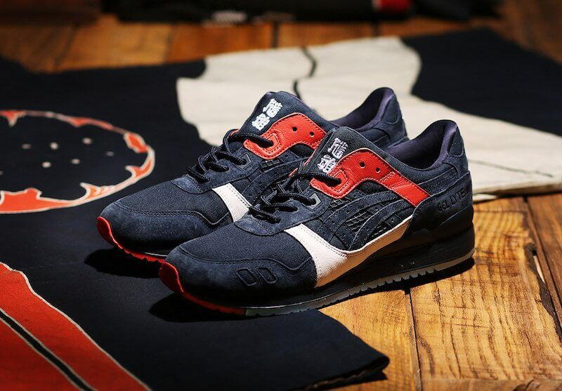 new styles 2974b 204a2 The Top 40 Sneakers of 2017 | #40: ASICS GEL-Lyte III ...