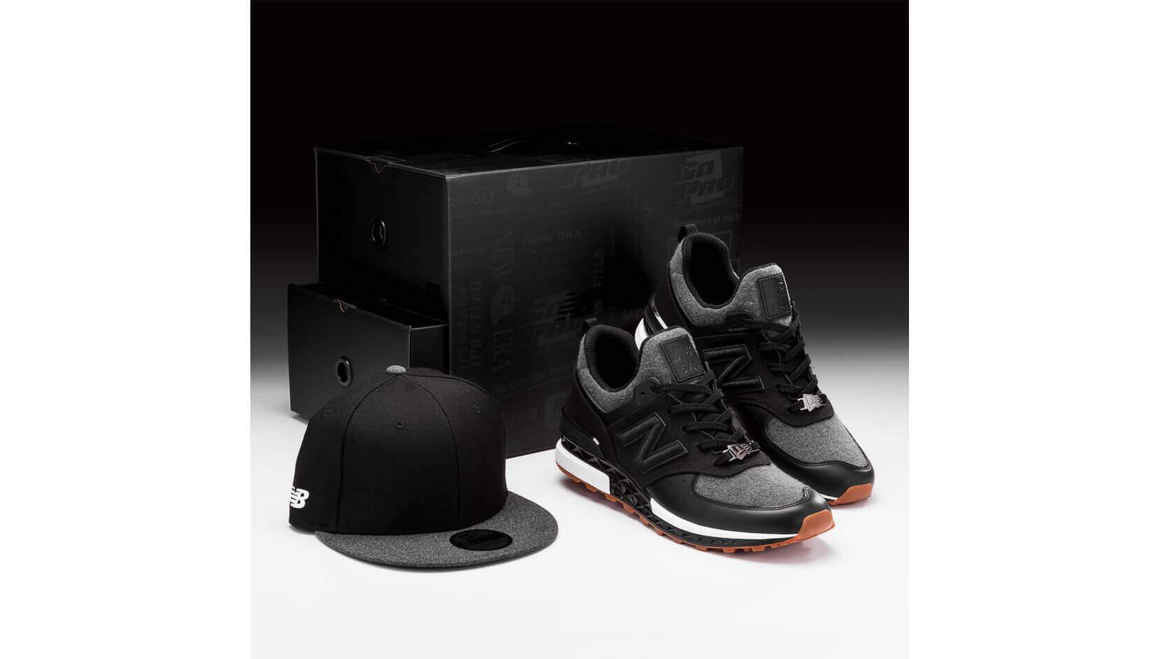 biggest discount ec925 eaf32 Collect This: New Balance x New Era 574 Sport – ARCH-USA