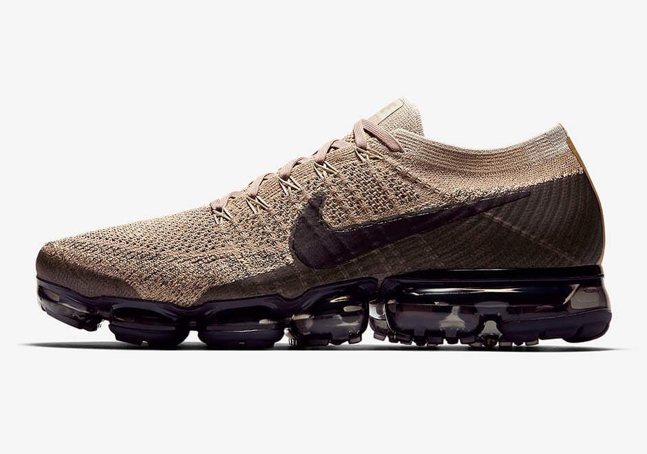 big sale 43b7e 6d04b The Top 40 Sneakers of 2017 | #29 Nike VaporMax Khaki ...